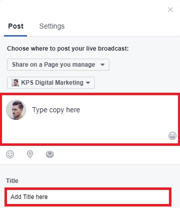 OBS Studio Facebook Live Tutorial 2018 – Knowlton Marketing