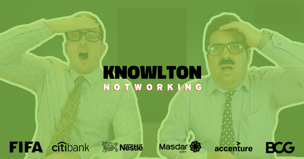 Knowlton Notworking