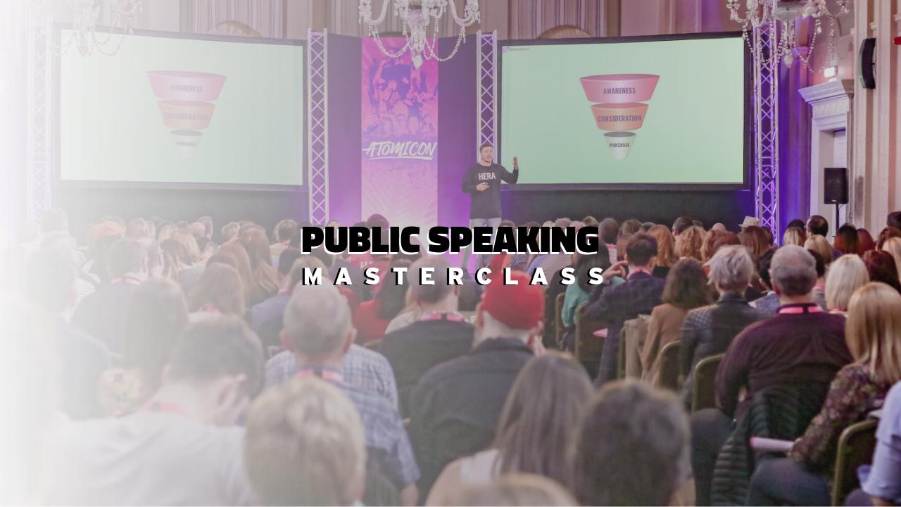 Public Speaking training in kent