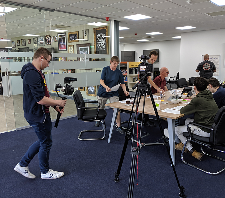 Video Production Wahl UK